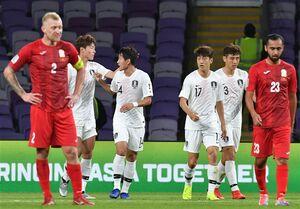 پیروزی سخت کرهایها مقابل قرقیزستان/ صعود کره جنوبی هم قطعی شد
