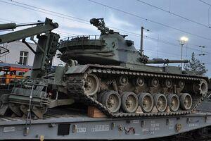 اعزام تانکهای ترکیه به مرز سوریه