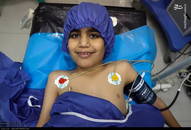 عکس/ اهداء اعضای نوجوان 13 ساله اهوازی