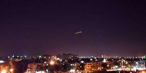 حمله جنگندههای اسرائیلی به فرودگاه دمشق/ پدافند سوریه بیشتر موشکها را سرنگون کرد