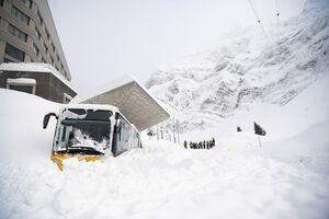 عکس/ بارش برف در سراسر جهان