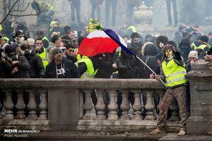 پلیس فرانسه به حال آماده باش در آمد