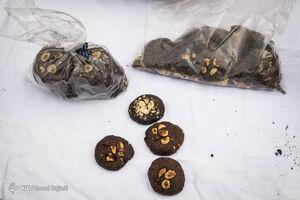 فیلم/ جاسازی مواد مخدر در هندوانه و پیاز!