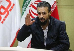 محمد رائد خانکان - پناهجوی سوری