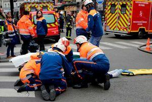 آخرین آمار از مجروحان انفجار پاریس