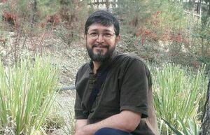 مدافع حرمی که دوست داشت چمران شود! +عکس