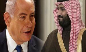 بن سلمان و نتانیاهو