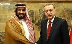 اردوغان بن سلمان