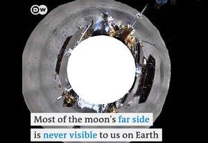 تصاویر پانوراما کره ماه