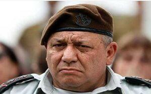 آیزنکوت: اسرائیل هزاران بار به سوریه حمله کرده است