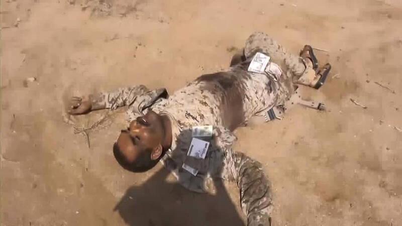 اختصاصی مشرق /  عملیات بزرگ نیروهای یمنی در مرکز استان الجوف/ مزدوران سعودی غافلگیر شدند + نقشه میدانی و عکس
