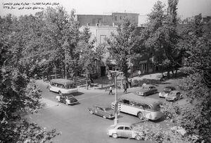 عکس/ سند جمعیت تهران در 1318