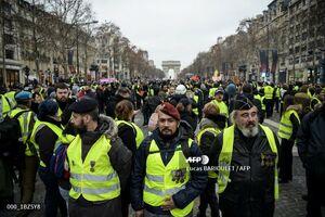 پاپوش جدید فرانسه برای جلیقه زردها +عکس