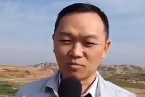 فیلم/ خدمت رسانی یک خَیر چینی در مناطق محروم!