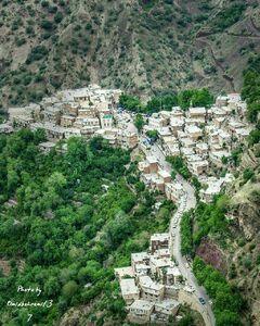 عکس/ شهری زیبا در کرمانشاه