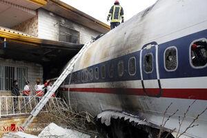 عکس/ ورود بوئینگ 707 به یک خانه!