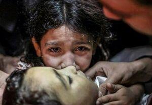 شهادت کودک فلسطینی در شمال غزه