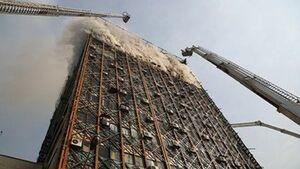 اضافه شدن ۵ طبقه به ساختمان جدید پلاسکو