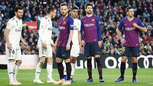 زمان بازی برگشت رئال مادرید و بارسلونا مشخص شد