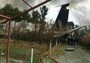 ورود سازمان قضایی نیروهای مسلح به سانحه مرگبار سقوط هواپیما