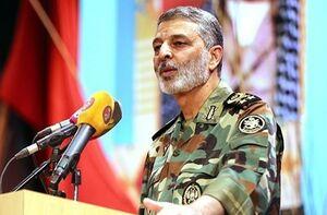 فرمانده کل ارتش: چند تن از شهدای سانحه امروز در صف مدافعان حرم بودند