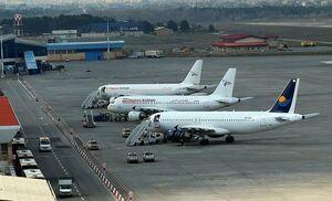 فرود اضطراری به دلیل نقص فنی پرواز مشهد-تهران