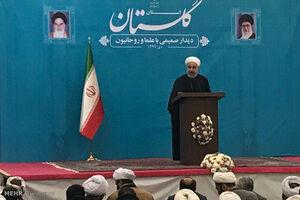 روحانی: مردم با حضور در ۲۲ بهمن پاسخ مسئولان آمریکا را میدهند