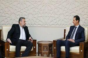اسد: روابط دمشق-تهران براخلاق واحترام به اراده مردم استوار بوده است