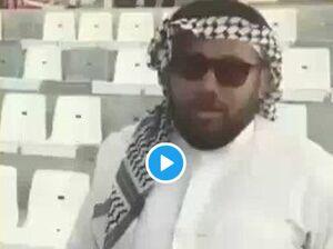 تودهنی لیدر عرب زبان تیم ملی به تفرقهافکنان +فیلم