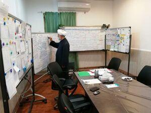 اتاق یک امام جمعه چه شکلی است؟ +عکس