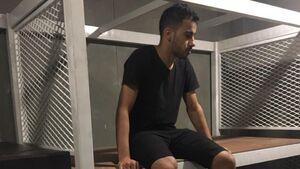 جنجال حقوق بشری علیه فیفا درباره فوتبالیست بحرینی +عکس