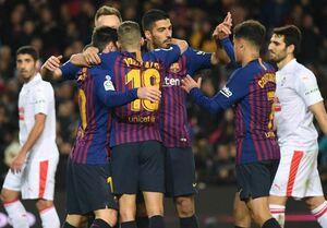 رکوردشکنی بارسلونا در پرداخت حقوق