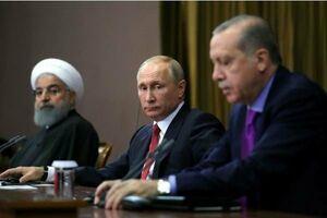 اردوغان: با روحانی و پوتین دیدار دارم