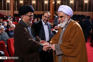 عکس/ تکریم و معارفه دبیر شورای عالی انقلاب فرهنگی
