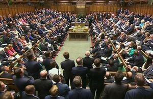 مخالفت پارلمان انگلیس با خروج از اتحادیه اروپا