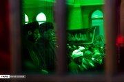 عکس/ نکوداشت مرحوم آیتالله هاشمیشاهرودی