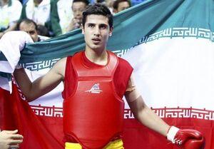 قلیپور: تصمیم گرفتم در MMA فعالیت کنم +عکس