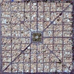 """عکس/ """"لشکر آباد"""" را از بالا ببینید!"""