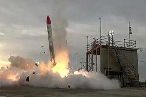 فیلم/ انفجار راکت فضایی ژاپن پس از پرتاب!