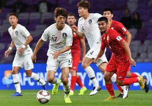 فیلم/ جام ملتهای آسیا؛ کره جنوبی 2-0 چین
