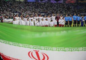عکس/ جدول رده بندی گروه ایران در جام ملتهای آسیا