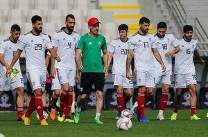 زمان تمرین تیم ملی پس از دیدار با عراق اعلام شد