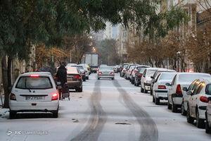 فیلم/ سفید شدن تهران در چند دقیقه