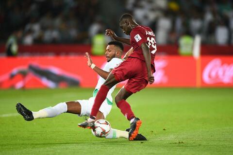 فیلم / جام ملتهای آسیا؛ قطر ۲-۰ عربستان
