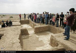 کشف گور یک جنگاور سه هزار ساله ایرانی+عکس