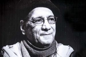 مزار مرحوم حسین محباهری +عکس
