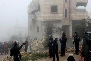اسرائیل  منزل اسیر فلسطینی را منفجر کرد