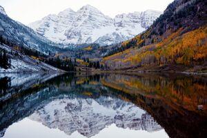 عکس/ ملاقات پاییز و زمستان