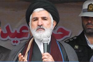 فیلم/ گلایه یک امام جمعه از بی عدالتی!