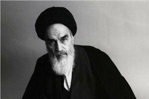 فیلم/ ماجرای عکاسی تبلیغاتی از امام خمینی(ره)